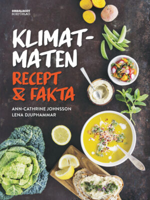 Book Cover: Klimatmaten: Recept & fakta