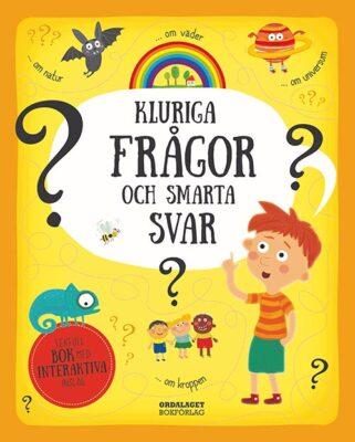 Book Cover: Kluriga frågor och smarta svar