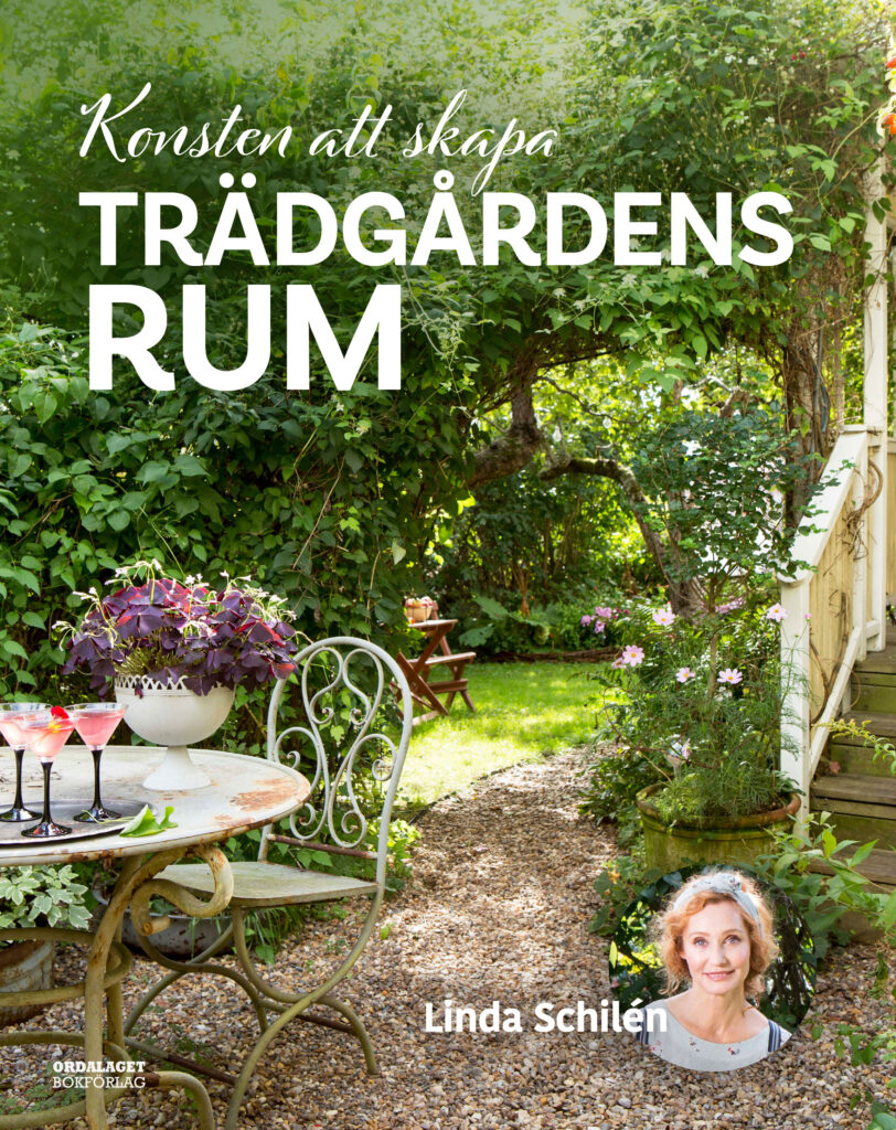 Book Cover: Konsten att skapa trädgårdens rum