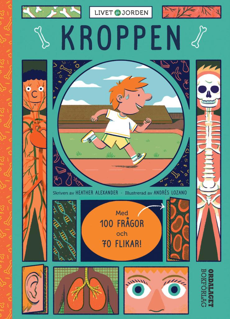 Book Cover: Kroppen