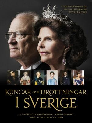 Book Cover: Kungar och drottningar i Sverige