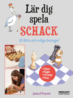 Book Cover: Lär dig spela schack