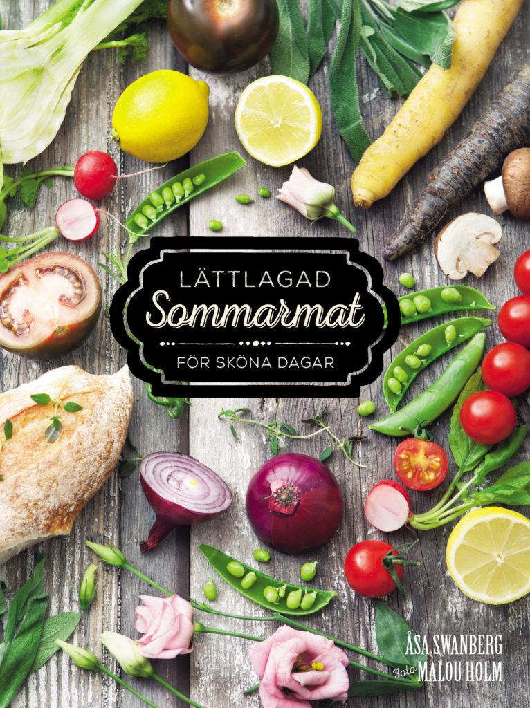 Book Cover: Lättlagad sommarmat för sköna dagar