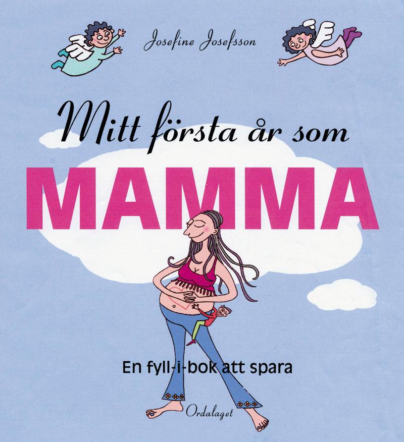 Book Cover: Mitt första år som mamma/pappa