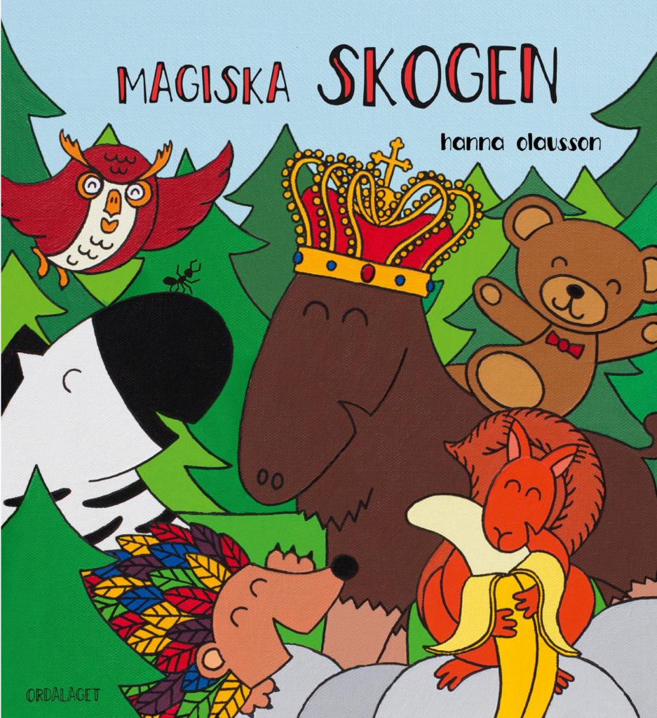 Book Cover: Magiska skogen