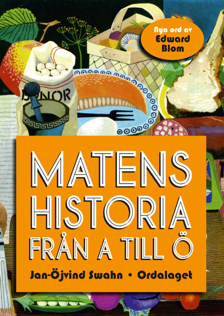 Book Cover: Matens historia från A till Ö