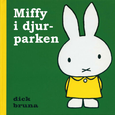 Book Cover: Miffy i djurparken