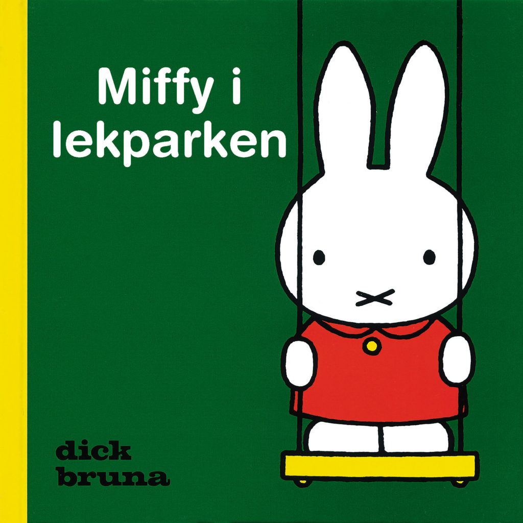 Book Cover: Miffy i lekparken