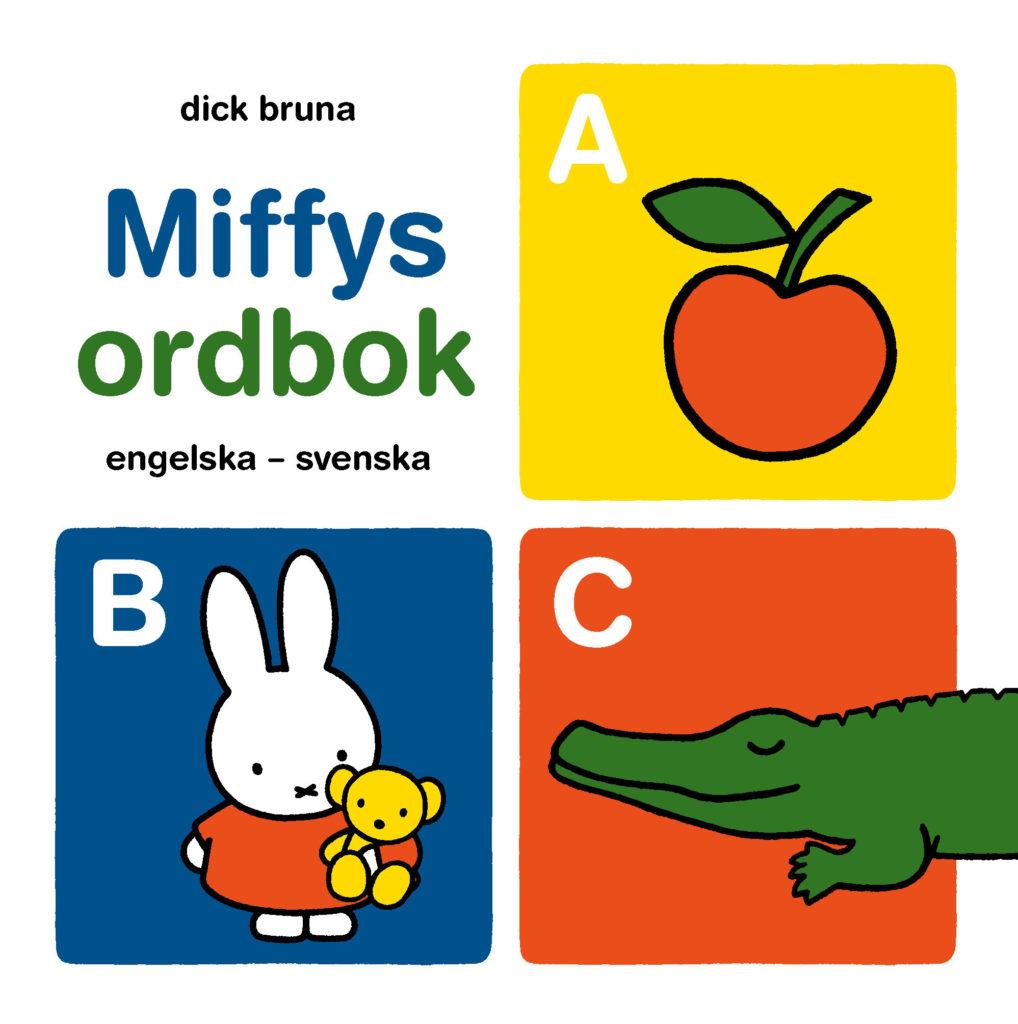 Book Cover: Miffys ordbok – Engelska och svenska