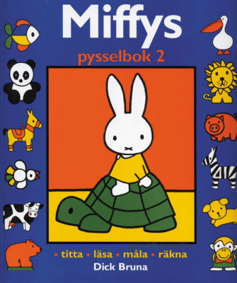 Book Cover: Miffys pysselbok 2