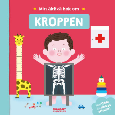 Book Cover: Min aktiva bok om kroppen