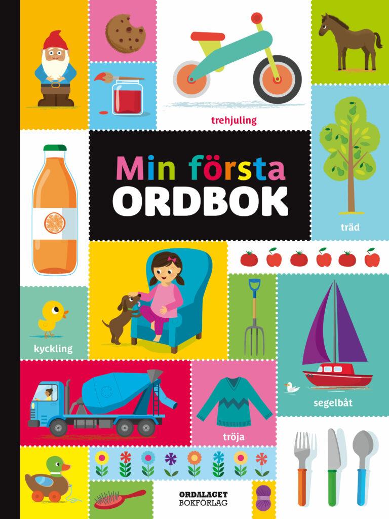 Book Cover: Min första ordbok