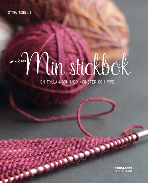 Book Cover: Min stickbok