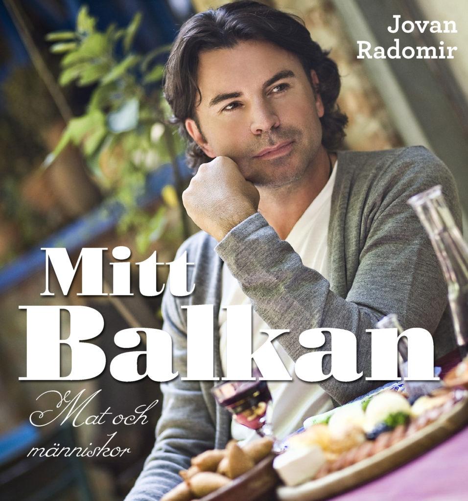 Book Cover: Mitt Balkan – Mat och människor