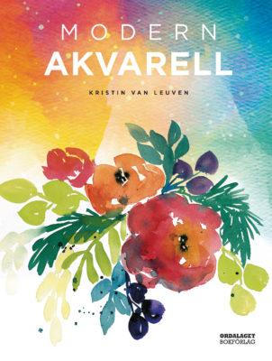 Book Cover: Modern akvarell