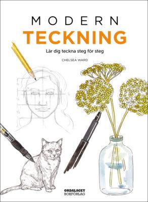 Book Cover: Modern teckning - Lär dig teckna steg för steg