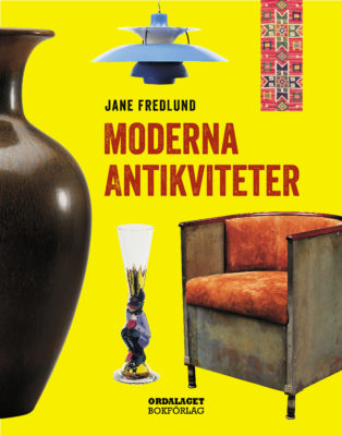 Book Cover: Moderna antikviteter