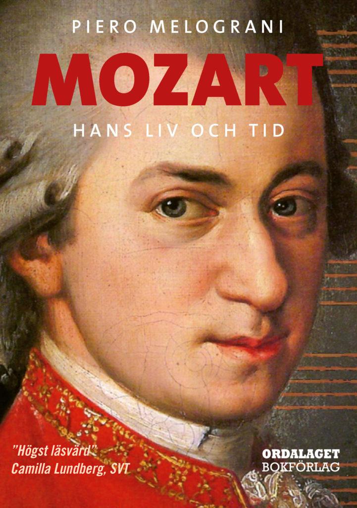Book Cover: Mozart – hans liv och tid