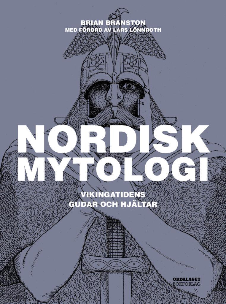 Book Cover: Nordisk mytologi – Vikingatidens gudar och hjältar