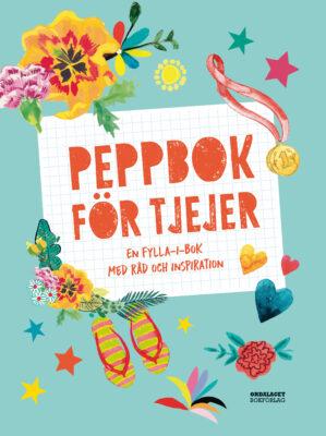 Book Cover: Peppbok för tjejer - En fylla-i-bok med råd och inspiration