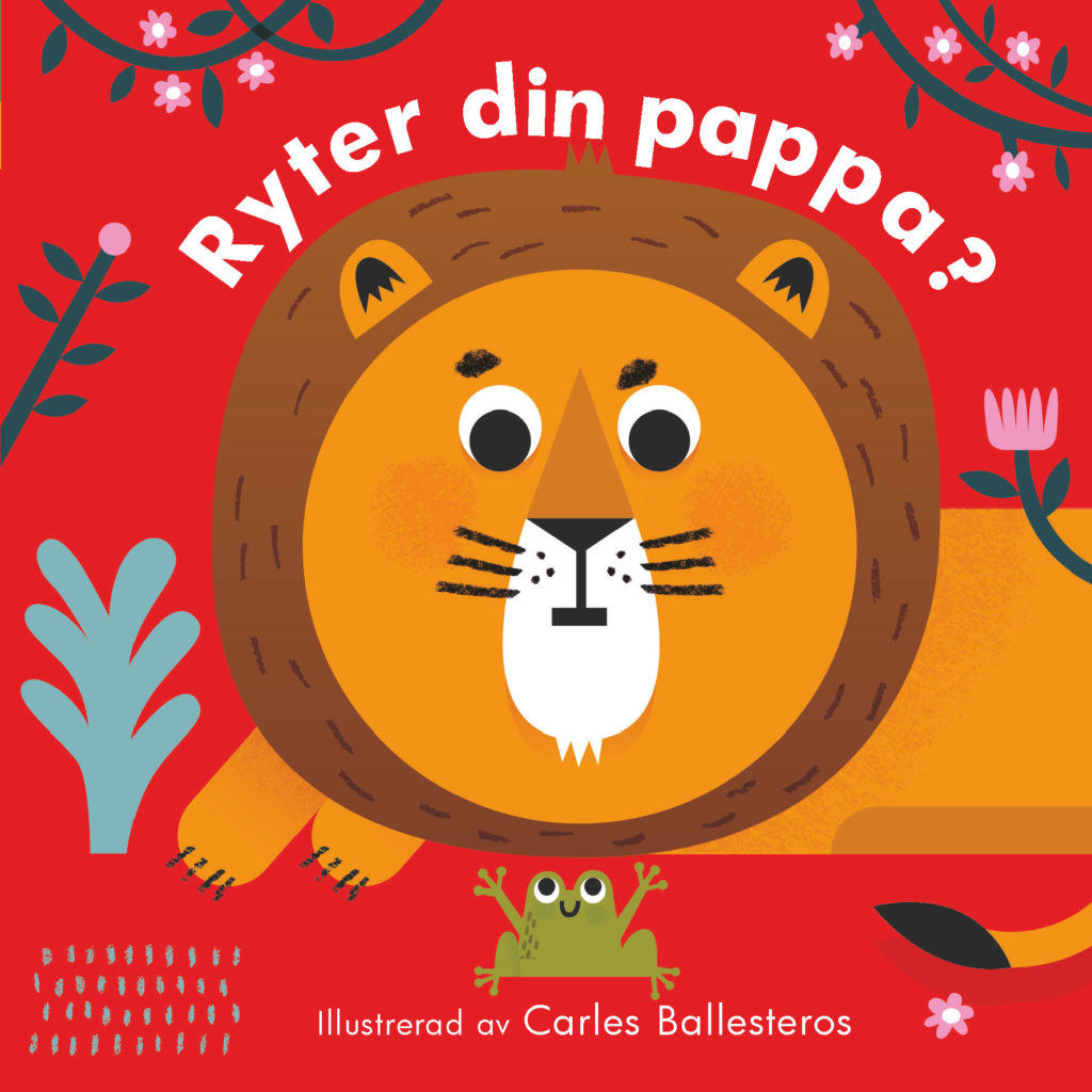 Book Cover: Ryter din pappa?