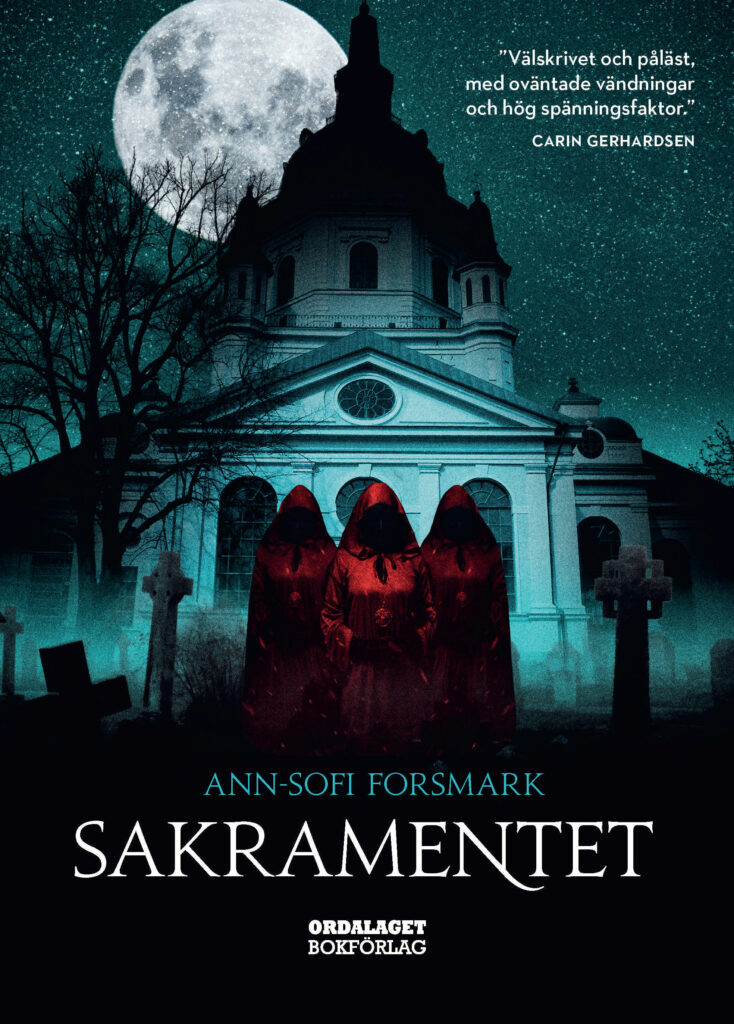 Book Cover: Sakramentet