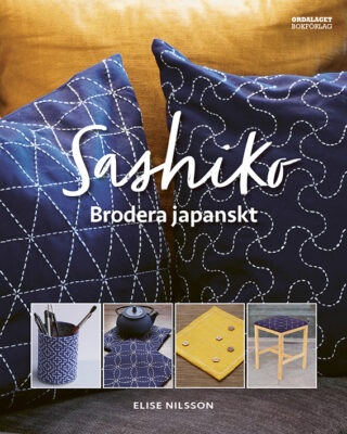 Book Cover: Sashiko. Brodera japanskt