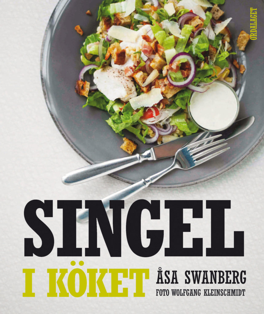 Book Cover: Singel i köket