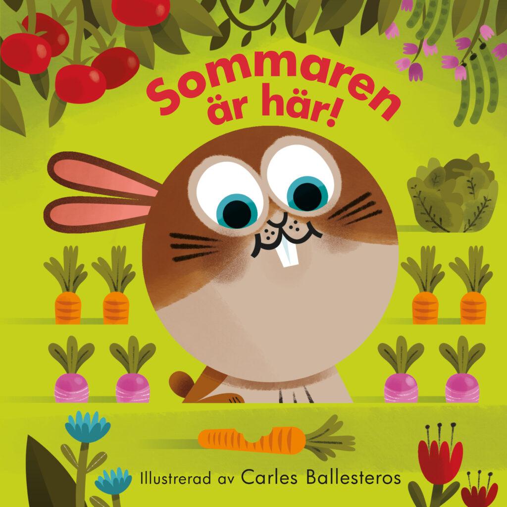 Book Cover: Sommaren är här!