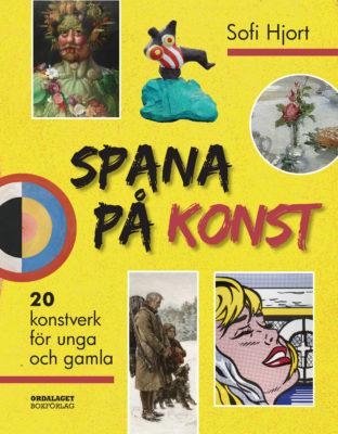 Book Cover: Spana på konst