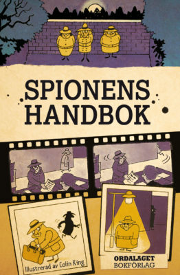 Book Cover: Spionens handbok
