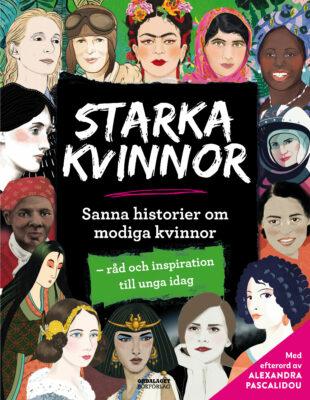 Book Cover: Starka kvinnor