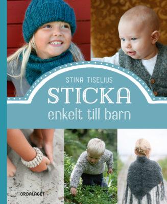 Book Cover: Sticka enkelt till barn
