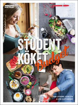Book Cover: Studentköket Budget