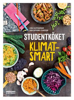 Book Cover: Studentköket Klimatsmart
