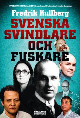 Book Cover: Svenska svindlare och fuskare