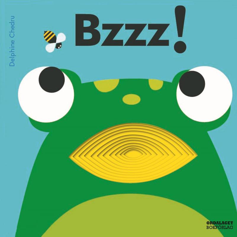 Book Cover: Bzzz!