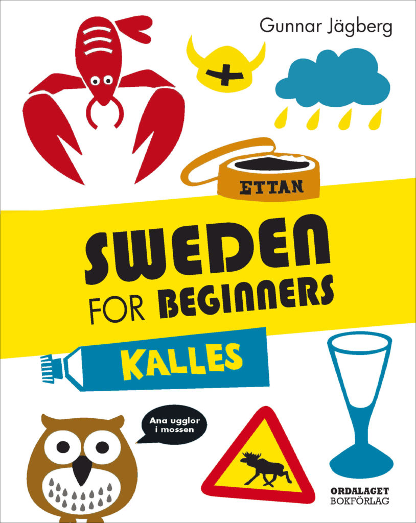 Book Cover: Sweden for beginners