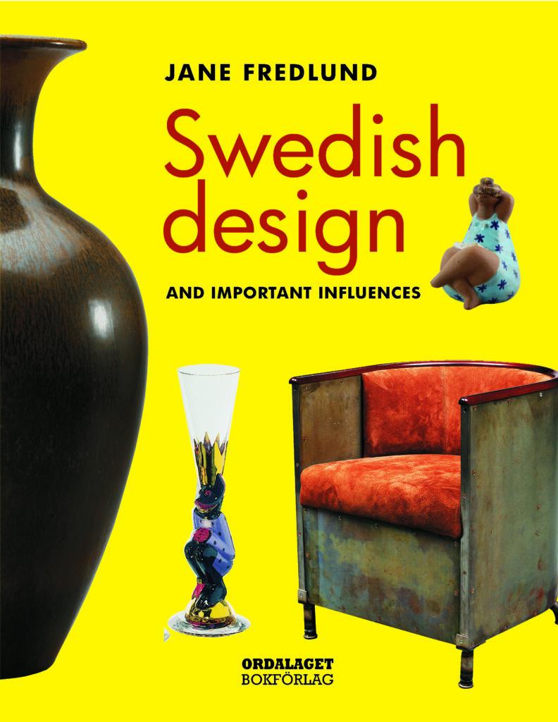 Book Cover: Swedish design