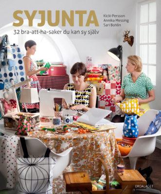 Book Cover: Syjunta – 32 bra-att-ha-saker du kan sy själv