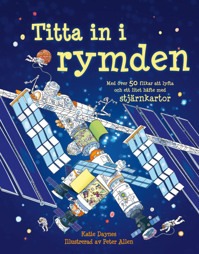 Book Cover: Titta in i rymden