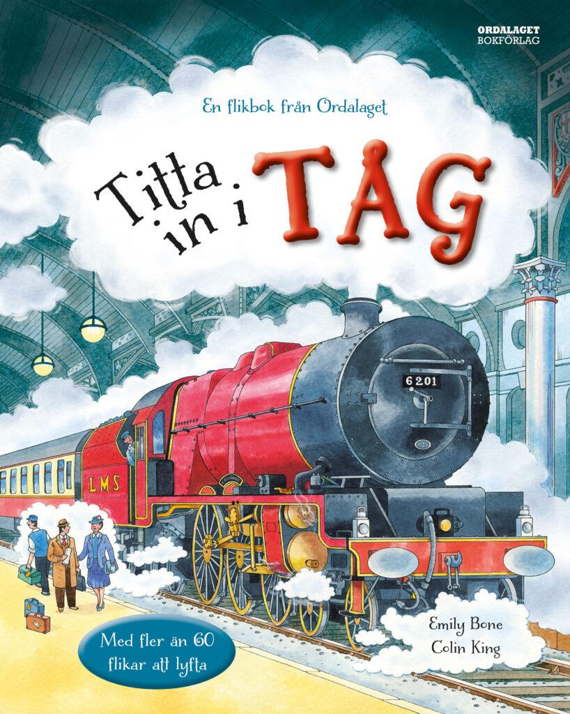 Book Cover: Titta in i tåg