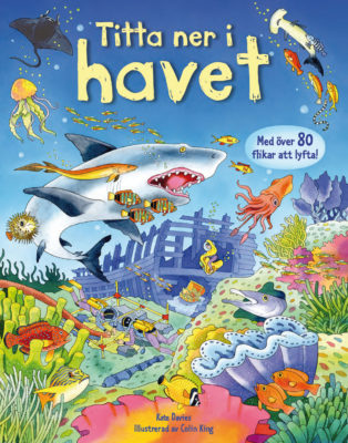 Book Cover: Titta ner i havet