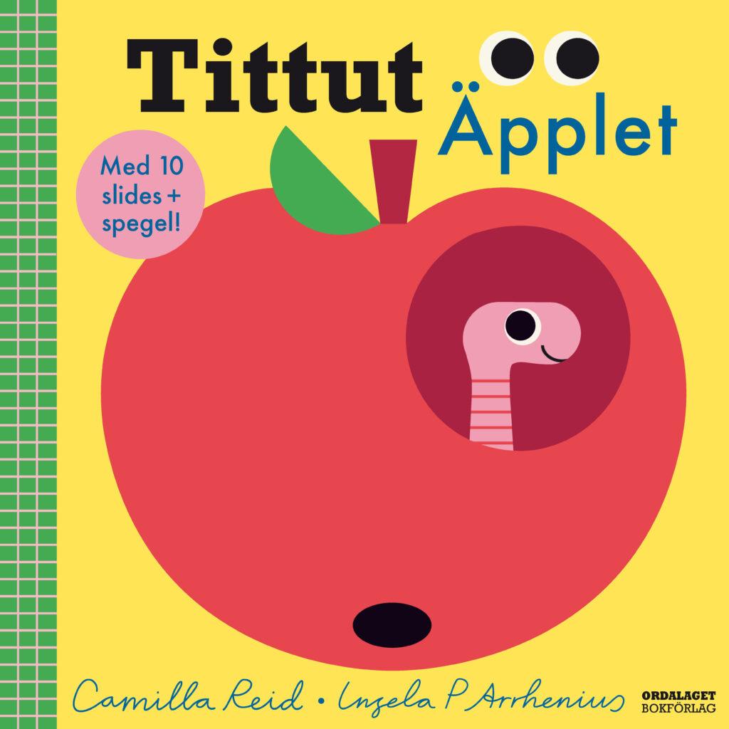 Book Cover: Tittut Äpplet