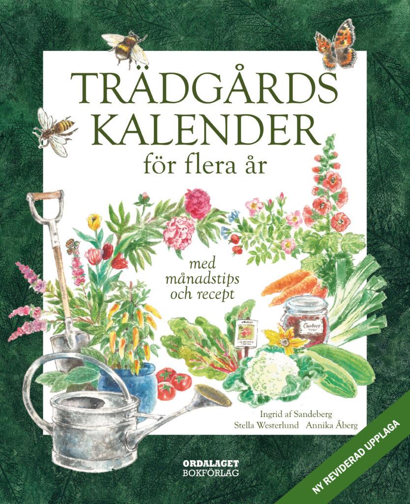Book Cover: Trädgårdskalender för flera år