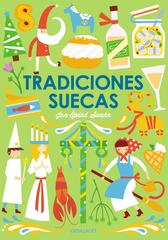 Book Cover: Tradiciones suecas