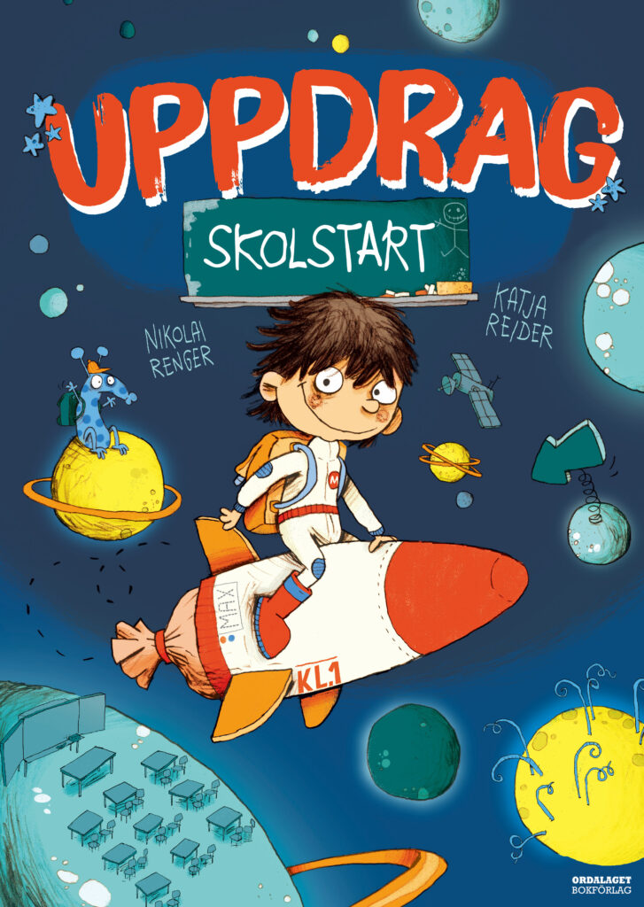 Book Cover: Uppdrag Skolstart