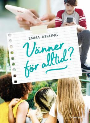 Book Cover: Vänner för alltid?