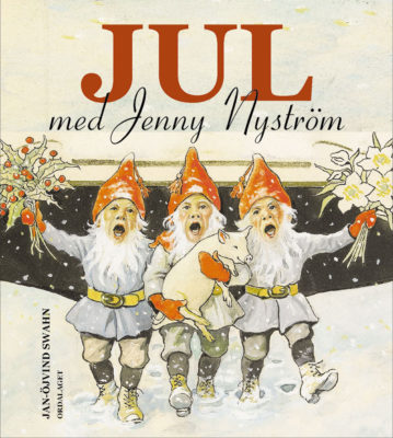 Book Cover: Jul med Jenny Nyström